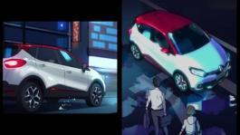 21217904 Renault CAPTUR TOKYO EDITION - Video