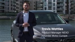 Hyundai Nexo Walkaround Video