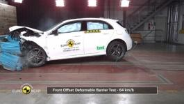 Mercedes-Benz A Class - Crash Tests 2018