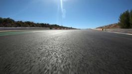 Mounted Camera Racetrack