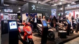 EICMA-2018-PEUGEOT MOTOCYCLES-FOOTAGE