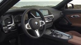 BMW Z4. Design Interior