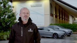 Presentazione tecnica Accademia di Guida Alfa Romeo by Guglielmo Caviasso