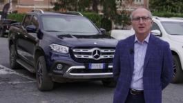 Intervista Istituzionale Dario Albano Mercedes Classe X 350 d 4MATIC
