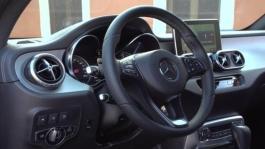 Banca Immagini Interne Mercedes Classe X 350 d 4MATIC