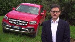 Intervista Istituzionale Andra Verdolotti Mercedes Classe X 350 d 4MATIC