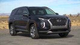 Hyundai Palisade Exterior-Static