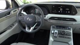 Hyundai Palisade Interior