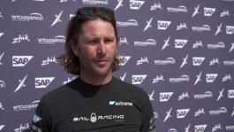ESS Los Cabos 021218 Pre race IV SAP Extreme Sailing Team Adam Minoprio (NZL) English