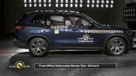 BMW X5 - Crash Tests 2018