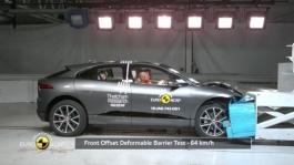 Jaguar I-PACE - Crash Tests 2018