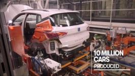 SEAT-breaks-the-barrier-of-10-million-vehicles-manufactured-in-Martorell Video HQ Original