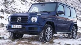 2019 Mercedes G 350 Test Review English