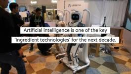 Artificial Intelligence (AI) at CES 2019  White Label Version