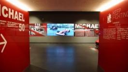 Ferrari Video Michael 50