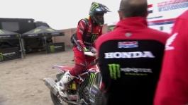 Monster Energy Honda Team Dakar 2019 Rest Day