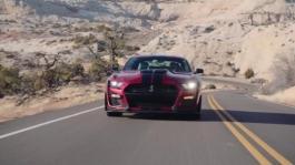 2020 Mustang Shelby GT500 Broll