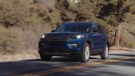 All New Ford Explorer Broll