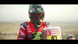 Monster Energy Honda Team Dakar 2019 Stage 8
