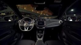 MICRA WHITE Interiors B-Roll 1080P