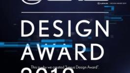 Lexus Desgin Award 2019 Episode 1