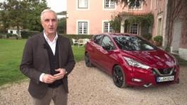 Nissan Micra nuove motorizzazioni video clip