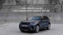 FILM WITH KPH - NEW RANGE ROVER VELAR SVAUTOBIOGRAPHY DYNAMIC EDITION
