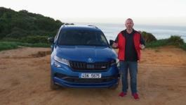 2019 Skoda Kodiaq RS Test Review Drive English