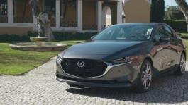 All-New Mazda3 Sedan, US specification, Lisbon 2019, Footage, Machine Grey