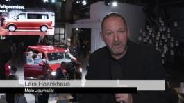 2019 VW Volkswagen T6.1 World Premiere English