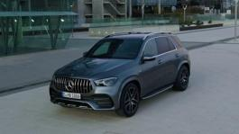 Mercedes-AMG GLE 53 4MATIC+ - Footage Design