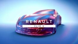 INTRO 2019 RENAULT CLIO 5-HD TV MP4