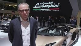 GIMS 2019 ITW LAMBORGHINI-HD TV MP4