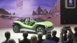 INTRO 2019 VOLKSWAGEN ID BUGGY CONCEPT-HD TV MP4