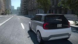 Fiat Concept Centoventi - 4 driving-h264