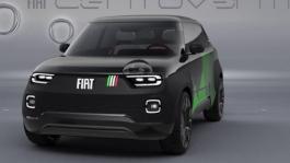 Fiat Concept Centoventi - 9 exterior2-h264
