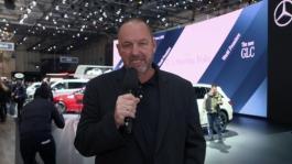 2019 Geneva Motor Show Mercedes Englisch