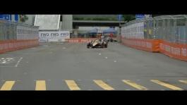 DS Teecheetah ePrix - Hong Kong