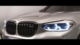 The all-new BMW X3 M. Studio