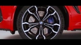 The all-new BMW X4 M. Studio