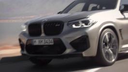The new BMW X3 M Competition