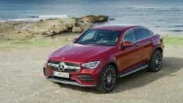 Mercedes-Benz GLC Coupé - Footage Design