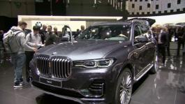 BMW Group Press Conferences at the Geneva Motor Show 2019 WEB