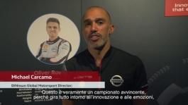 Clip Nissan e la Formula E GFX