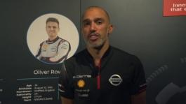 Clip Nissan e la Formula E noGFX