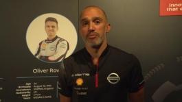 ITW Michael Carcamo Nissan ePrix Roma
