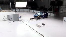 HRV Crash TEST 1