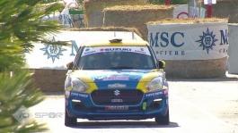 Suzuki Rally Cup - Rally Sanremo 2019 parte 1