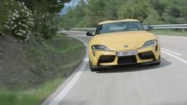 grsupra-yellow-on-road-994366