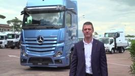 ITW Maurizio Pompei, CEO di Mercedes-Benz Trucks Italia
